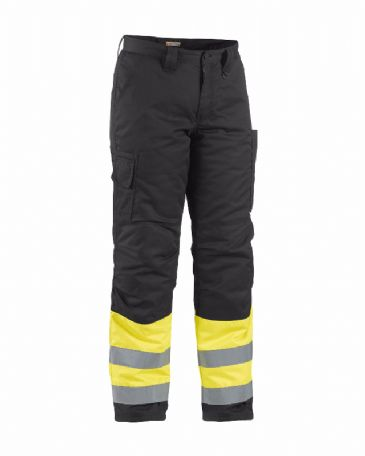 Blaklader 1862 Winter Trouser High Vis (Yellow/Black)
